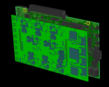 Development of circuit boards for small-scale production